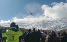 فیلم/ تازه ترین تصاویر از لاشه هواپیمای سقوط کرده