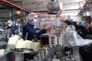 بازدید از کارخانه نوشیدنی زمزم کرمان و تجلیل از کارگران این واحد نمونه+ تصویر