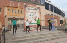 پیاده روی خانوادگی جامعه کار و تولید استان کرمان